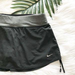 Black Nike Dri-Fit Tennis Skirt // Size XS